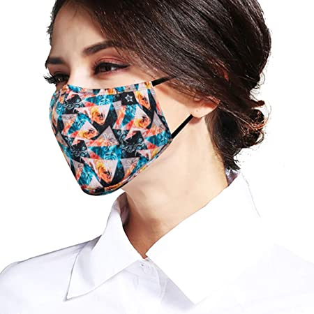 breathable respirator mask