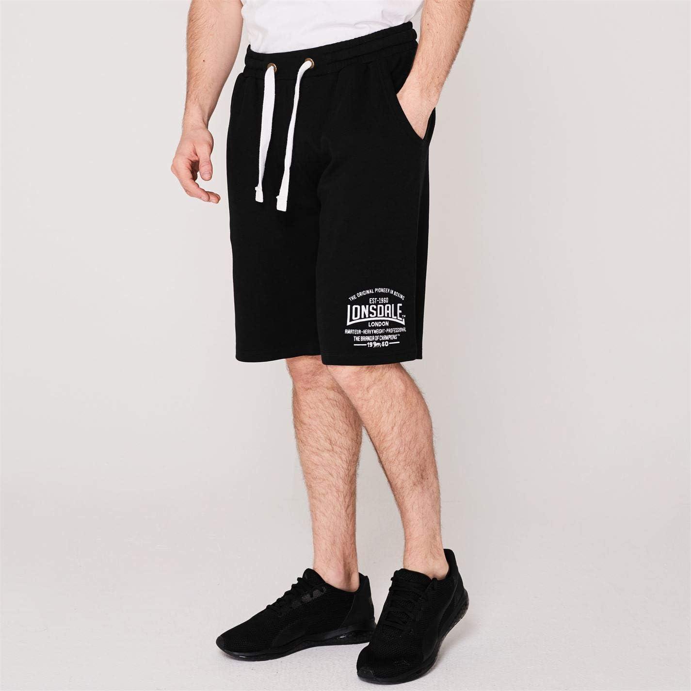 Lonsdale Pantaloncini da Pugilato Leggeri Uomo