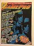 GamePro Magazine August 1992 Issue - Universal Soldier