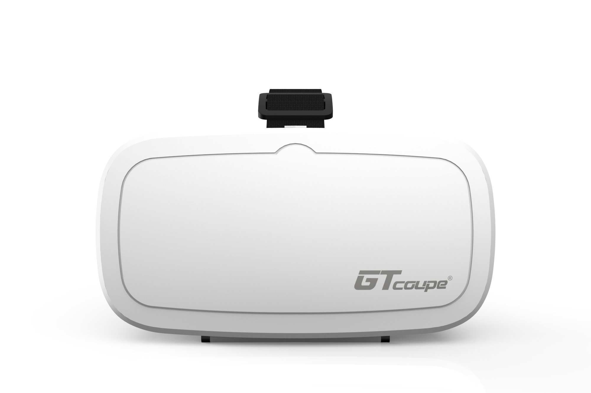 GTcoupe 3D VR Glasses Virtual Reality Video Headsets for 4 to 6'' Smartphone