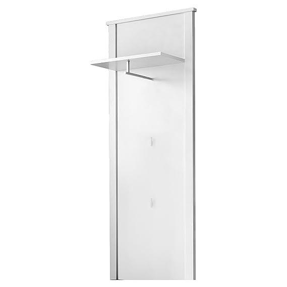Trendteam Muebles, Madera, Blanco, 55 x 147 x 26 cm