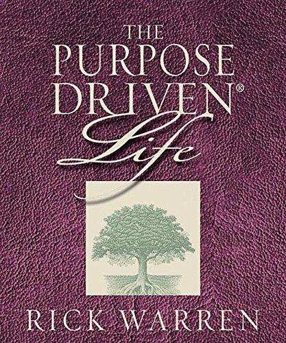 The Purpose Driven Life [Miniature] Hardcover – Abridged, October 2, 2003