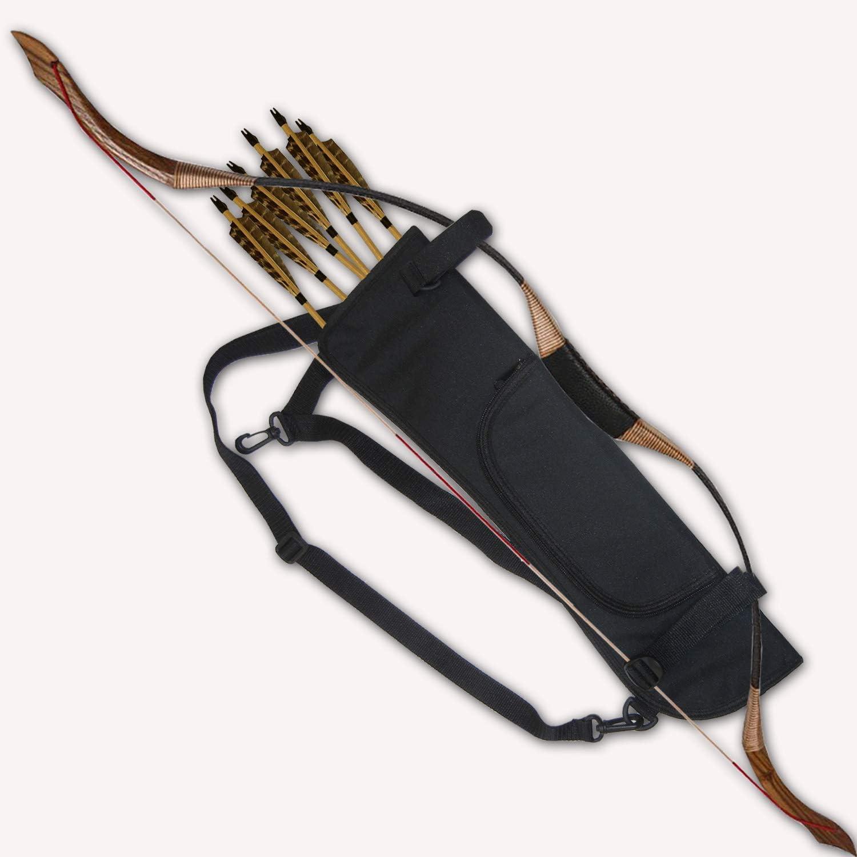 Carol Archery Economy Traditional Back Arrow Quiver FAQ156 Purple