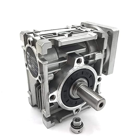 Amazon.com: Worm Gear NMRV030 NEMA23 - Reductor de velocidad ...