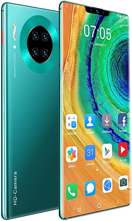 Smartphones, Gota De RocíO De 6,7 Pulgadas Sistema Operativo ...