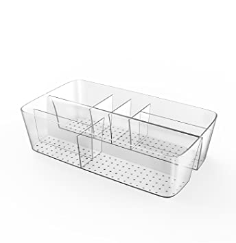 living drawers function drawer amazon tidy storage com white organizer dp solution multi mesh