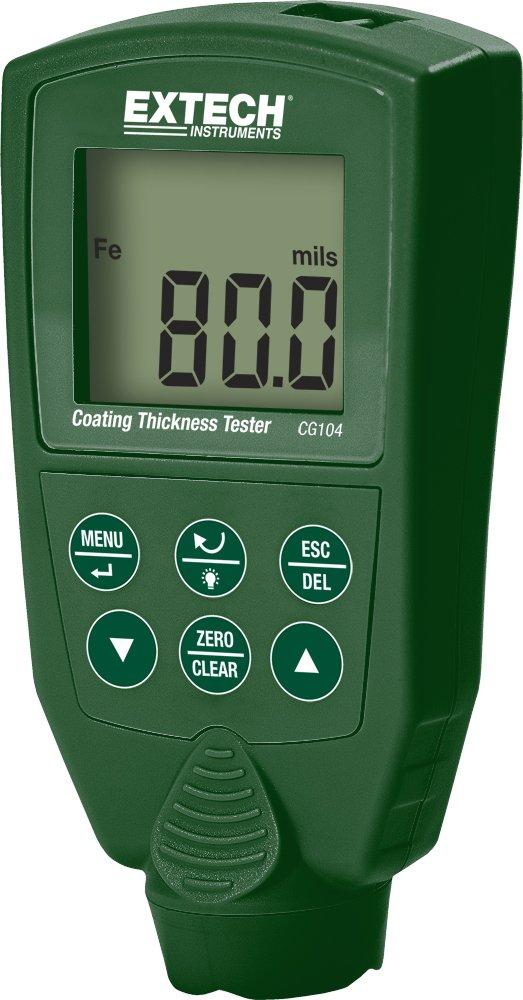 Extech CG104 Probador de espesor de revestimiento: Amazon.es ...