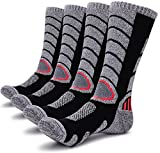 Best backpacking sock - Gosuban 2 Pairs Women's Hiking socks,Antiskid Wicking Outdoor Review