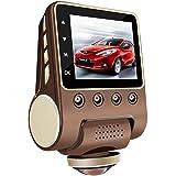 ドライブレコーダー 駐車監視 WIFI 衝撃録画 動き検知 循環録画 最新 360度録画 ドラレコ ぐるドラ360
