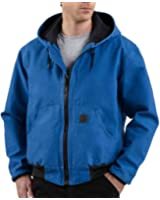 Carhartt Men's Big & Tall Mesh Lined Sandstone Active Jacket