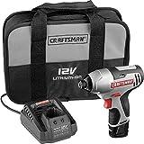 Craftsman 17428 Nextec 12-volt Cordless Compact 1/4'' Impact Driver --P#EWT43 65234R3FA411767