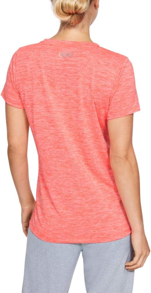 Under Armour Techc Twist Gym T-Shirt Femme T-Shirt