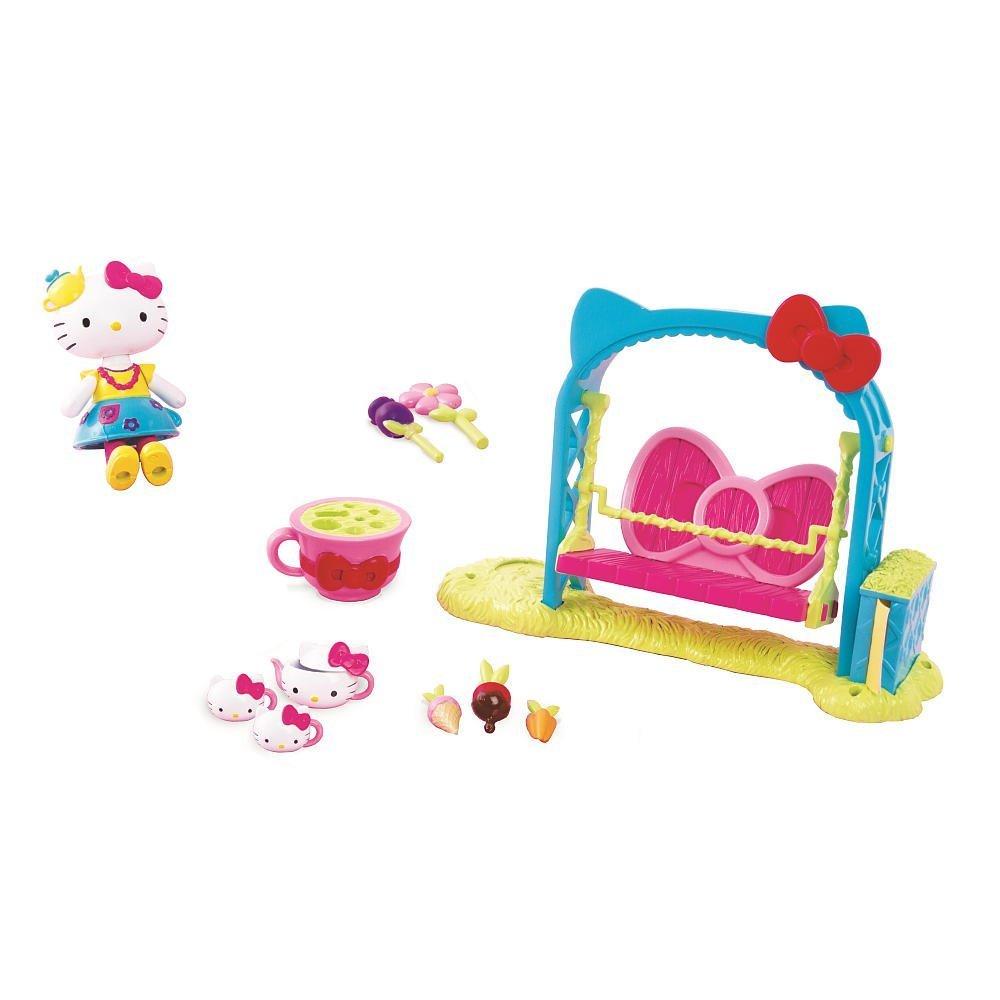 Mercancía de alta calidad y servicio conveniente y honesto. Hello Kitty Garden Party Party Party and Teaparty Mini Doll Playset  salida