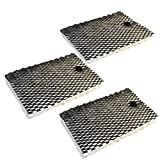 HQRP 3-Pack Filter for Bionaire BCM7305, BCM7306, BCM7307, BCM7308, BCM7309, BCM7305RC, BCM7305RCB, BCM7510 Humidifier + HQRP Coaster