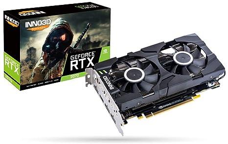 Inno3D N20702-08D6-1710VA23 - Tarjeta gráfica (GeForce RTX ...