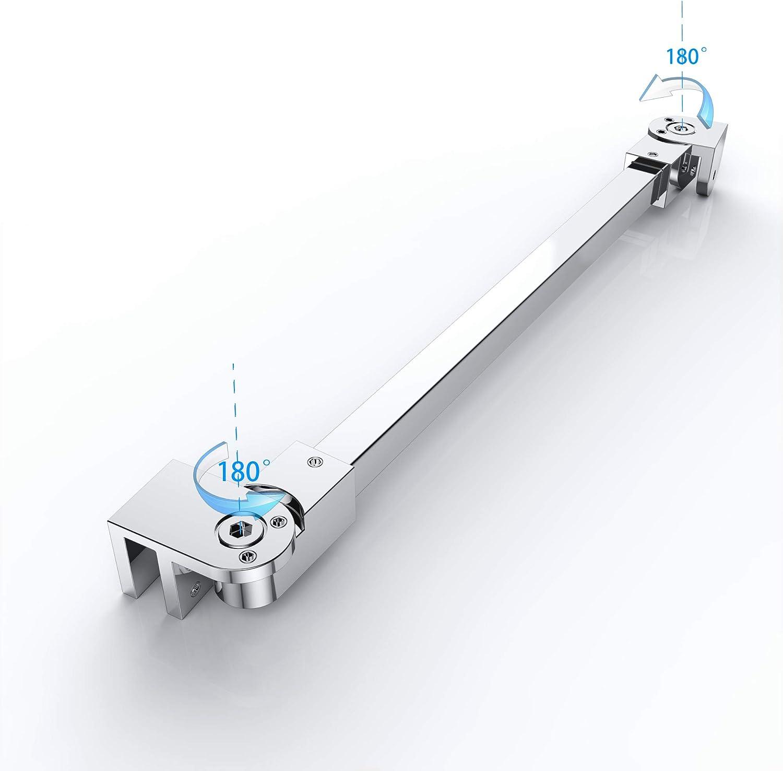 bieleta Asidero ángulo de acero inoxidable flexible ajustable ...