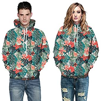 Amazon.com: Fashionable Hemp Leaf Flower Digital Printing