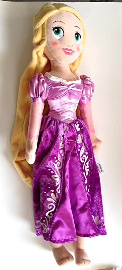 Disney Park Rapunzel 20 inch Plush Doll NEW