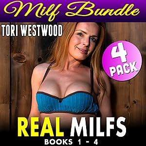 Real MILFs: 4 Pack MILF Bundle Audiobook