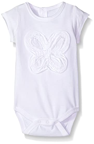 9f532224c Amazon.com: Burt's Bees Baby Baby Girls, Short Sleeve One-Piece ...