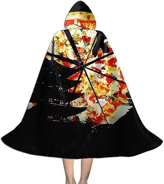 OKME Custom Disfraz De Mago,Capa con Capucha Unisex Japonesa ...