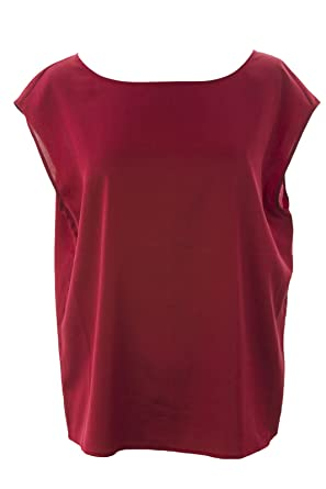 e87f49b37e5cc August Silk Women s Cap Sleeve Blouse at Amazon Women s Clothing store