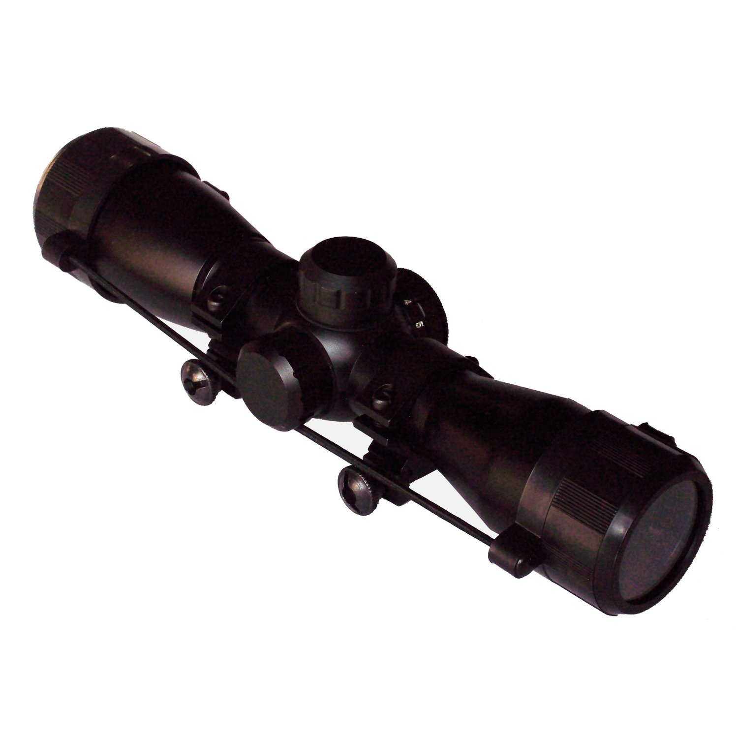 SA Sports 4x32 Illuminated Multi Reticle Crossbow Scope 550 by SA Sports (Image #1)