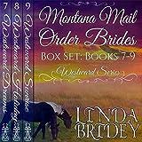 Bargain Audio Book - Westward Series Box Set  Books 7 9