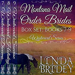 Westward Series Box Set, Books 7 - 9