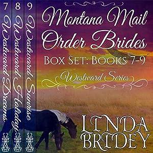 Westward Series Box Set, Books 7 - 9 Audiobook