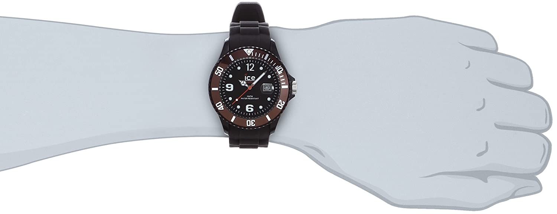 Amazon.com: Ice Mens CTKCBS10 Chocolate Dark Chocolate Dial with Watch: Ice: Watches