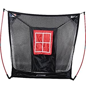 Franklin Sports Flexpro Multi-Sports Training Net System, 7 x 7-Feet