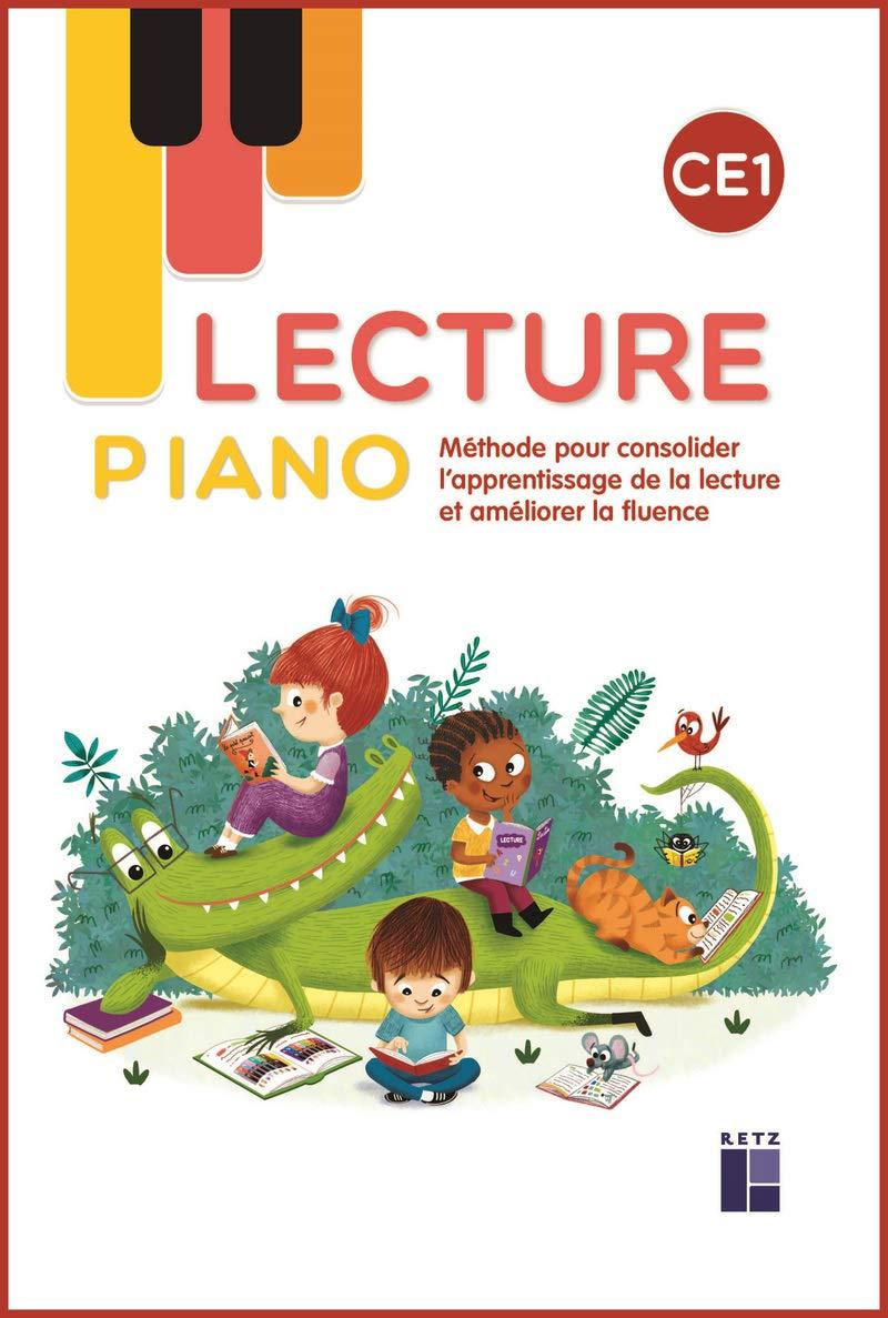 Amazon.fr   Lecture Piano CE40   Manuel de l'élève   Monnier ...