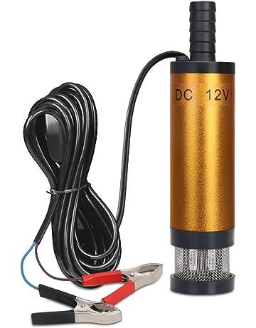 Kraftstoff-Dieselpumpen DC 12 V 38 mm Umf/üllpumpe Diesel /Öl Wasser Auto Zigarettenstecker