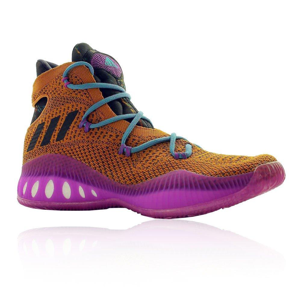 SneakerBraun Brownblackpurple Crazy Explosive Adidas Herren Hohe knwOP0X8