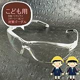 【子供用】小さいサイズの花粉対策メガネEC01S