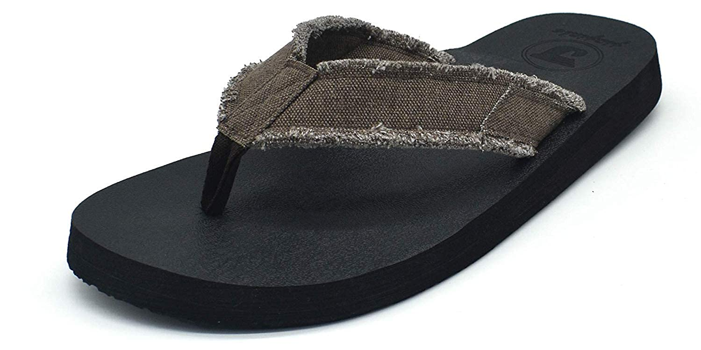 TALLA 41 EU. jiajiale Zapatillas sin Cordones con Interior de Felpa Comfort de para Hombres Zapatillas de casa Clog