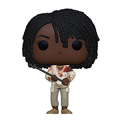 Funko Pop! Movies: Us - Adelaide with Chains & Fire Poker: Toys & Games [5Bkhe0205688]
