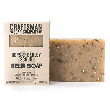 Review Beer Soap, Hops &
