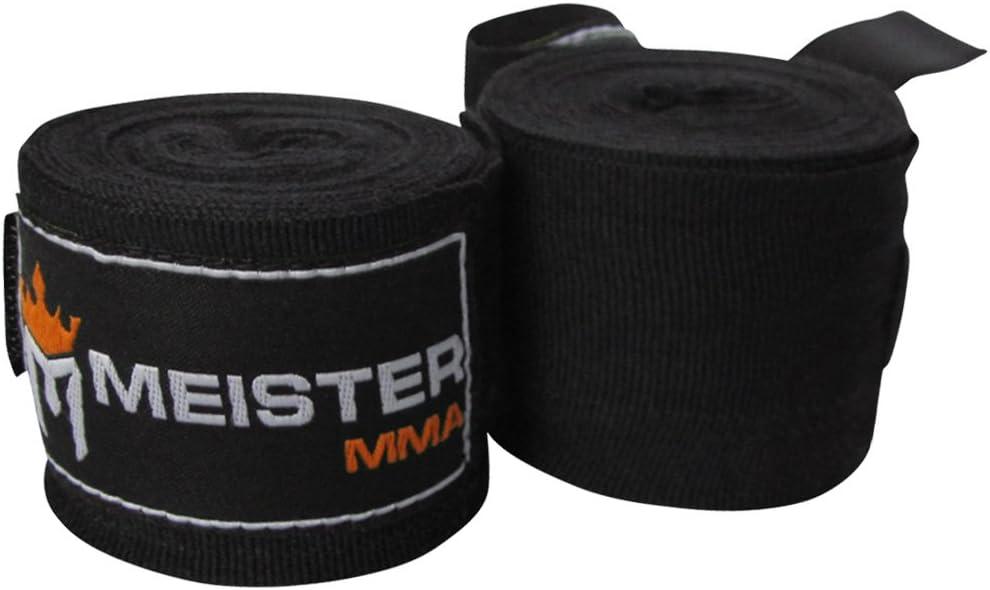 / /todos los colores par Meister adulto 180/el/ástica vendas para MMA y boxeo
