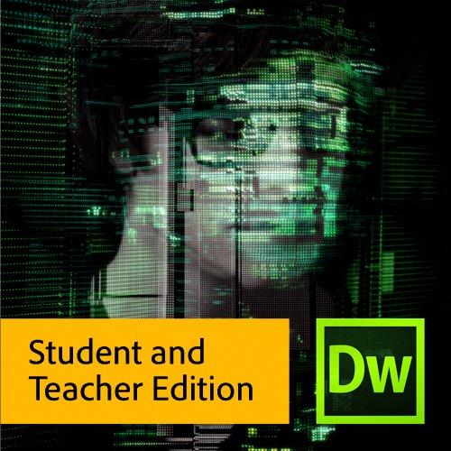 Adobe Dreamweaver CS6 Student and Teacher Edition [Download] [Old Version]