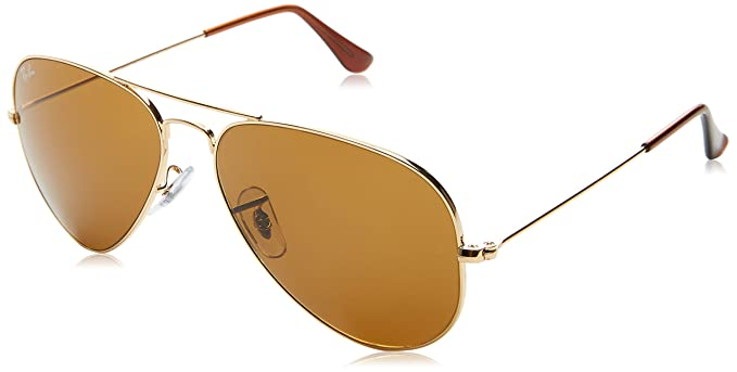 729a24c09778e Ray-Ban Gafas de sol Aviator Large Metal RB3025 C58 001 33  Amazon.es  Ropa  y accesorios