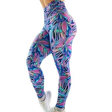 Nuevo! Mallas Deportivas Mujer Leggings Yoga Pantalon ...
