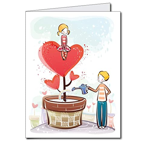 Amazon Com Victorystore Jumbo Greeting Cards Giant Valentine S Day