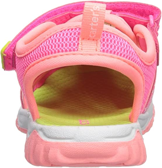 VIDA SHOES INTERNATIONAL Kids Carters Zyntec Boys and Girls Athletic Sandal Sport