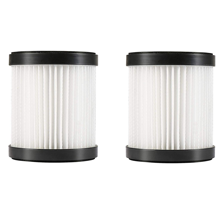 MOOSOO HEPA Filter for XL-618A Cordless Vacuum, High-Density Hepa (Upgrade Version)