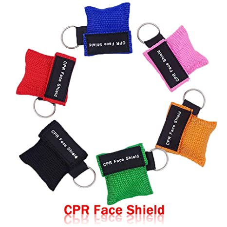 Turbobm 10 CPR Reanimación Mascarilla, Máscara Máscaras ...