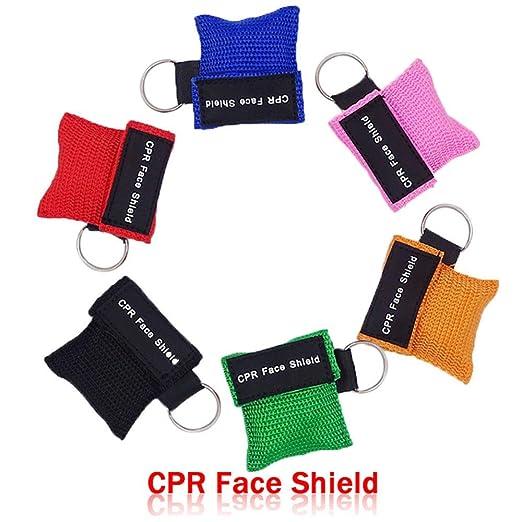Watchwe 3 Unids RCP Resucitador Máscara Llavero Crisis ...