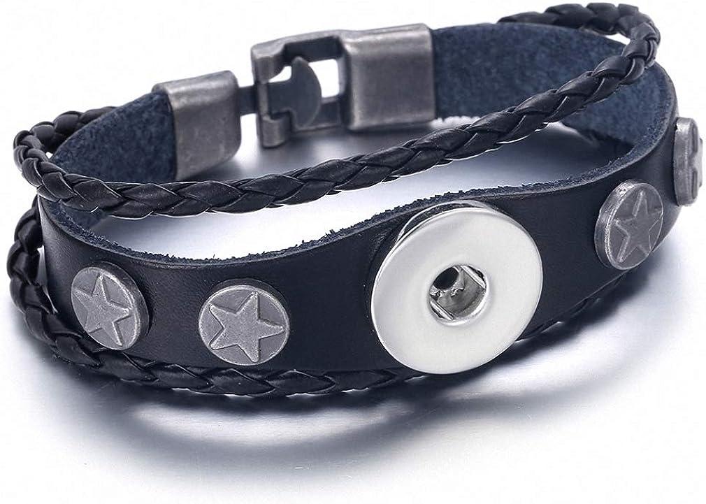 Bracelet Snap Button...