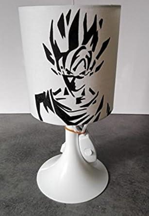 Lampe Chevet Main L'idée'all Peint MangaLuminaires De vONn8m0w
